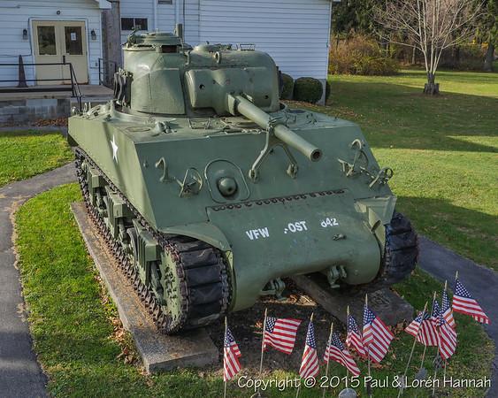 VFW Post 842 – Curwensville, PA – M4A3(75)W