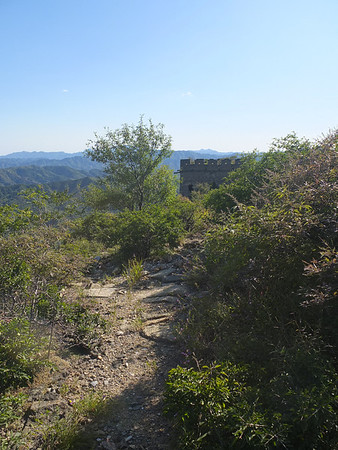 jiankou great wall camping
