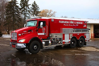Apparatus Shoot - Fairview FD - 01/09/2020
