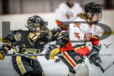 Sabres vs Bruins, Midget 18U 1- 8-17