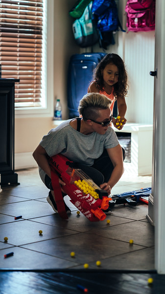 2018-09-02 London 1st Day of School - Nerf Battle-3367.jpg
