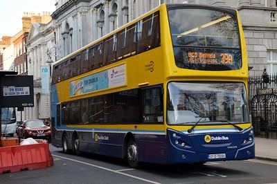 Bus Scene Ireland