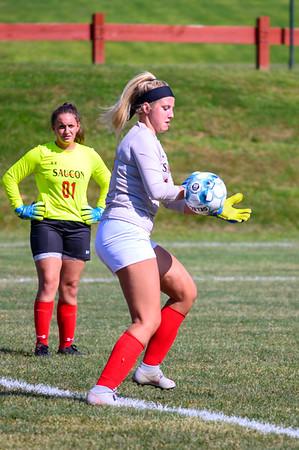 SVHS Girl's Soccer v Bangor