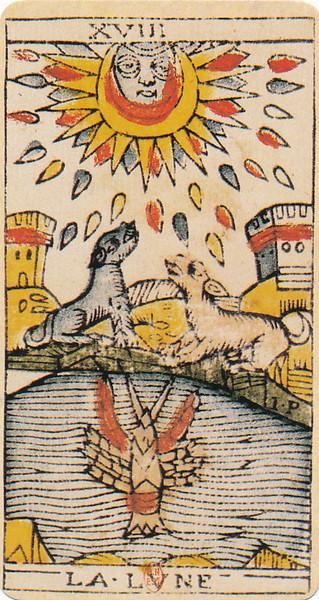 Tarot decks modern & historical