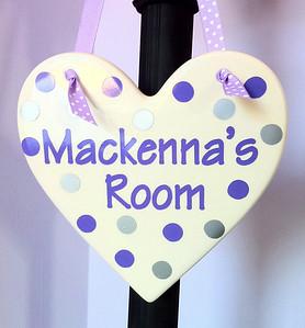 Mackenna's Room May 2011