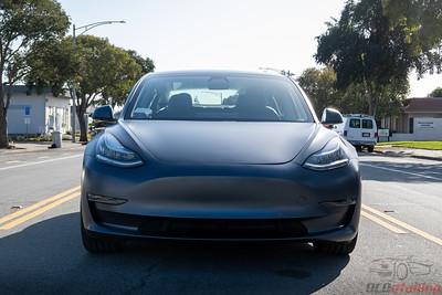 Tesla Model 3 - XPEL Stealth PPF and CQFR Coating B