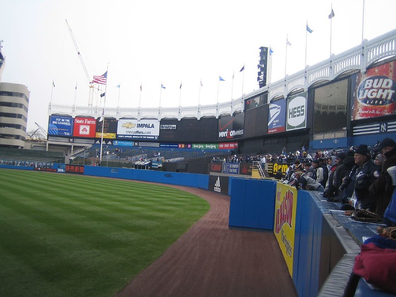 Yankee Game - April 7, 2007
