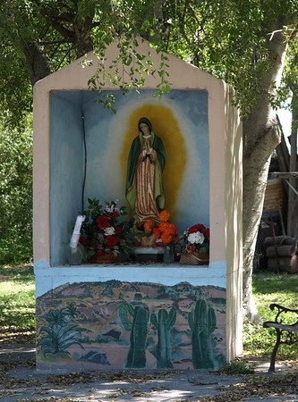 Our Lady of Guadalupe Mission - Quemado Texas