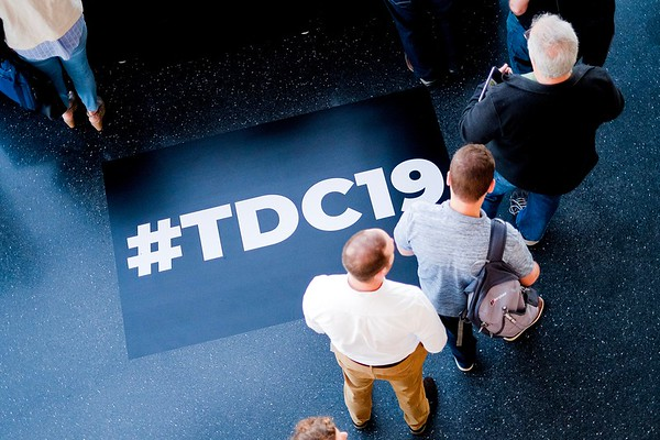 TDC 2019 - Day 2 - 16.05.19