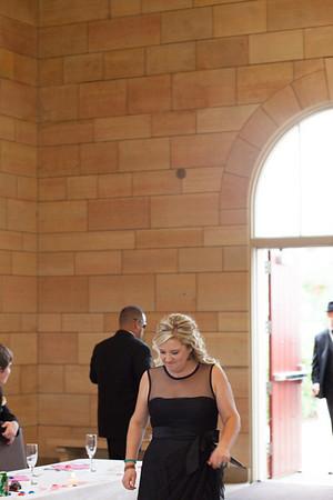 Christi and Steve's Reception
