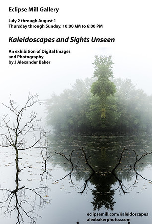 Kaleidoscapes and Sights Unseen