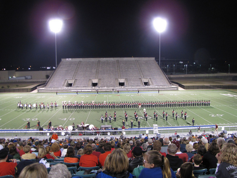 PHS Mighty Panther Marching Band