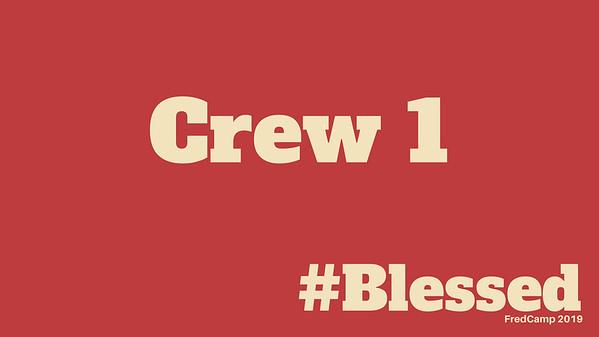 Crew 1 2019