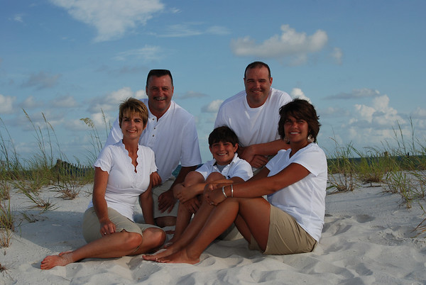 Blanchard and Royer Families