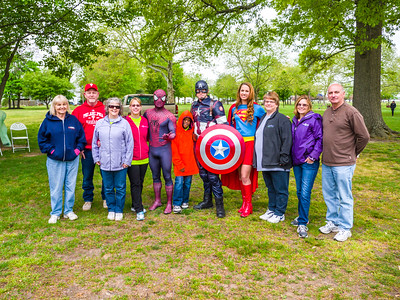 2016 Pennsville March of Dimes Walk