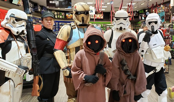 Star Wars Fallen Game Launch