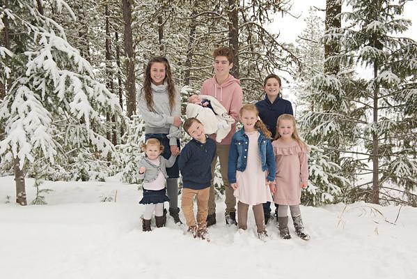 Vance Family Winter 2020
