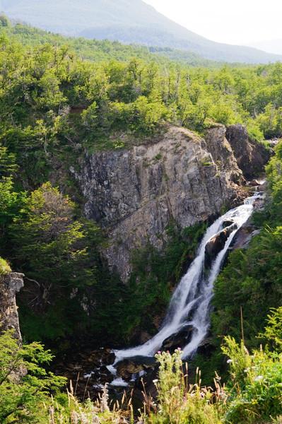 Ruta de Los Siete Waterfall