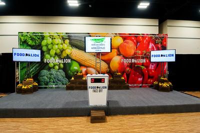Food Lion Fan Fest Activation @ Charlotte Convention Center 3-2-18 by Jon Strayhorn