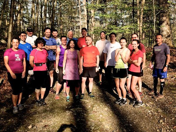 May 11, 2014 - Mother's Day Run at Mountain Lakes Park