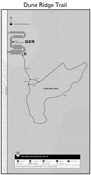 Indiana Dunes National Park (Dune Ridge Trail)