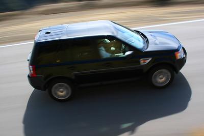 Land Rover Dealer Launch
