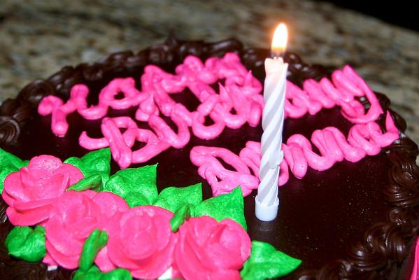 Donna's Birthday Cakes