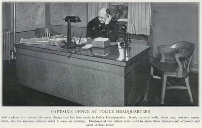 Captains Office 1929