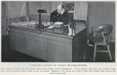 Captains Office 1929