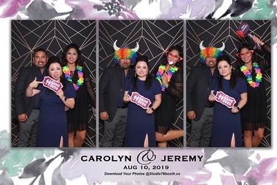 Carolyn & Jeremy