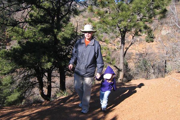 Waldo Canyon - November 2006