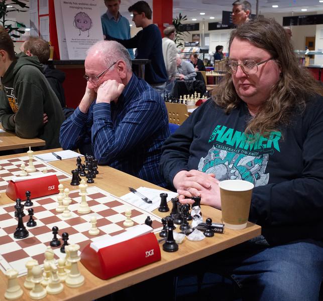 Mark Whitehead, major section joint winner