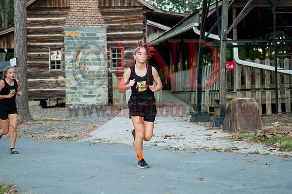 2019 Girls Davidson County Cross Country Meet
