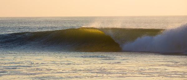 Hurricane Bill Surf Va. Beach Sunday AM