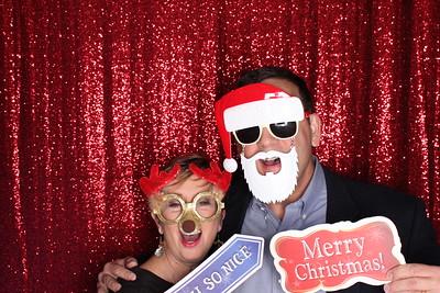 Keasler Associates Christmas Party 12-10-16