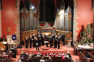 The Kilbarchan Singers - Christmas Concert - 12 December 2014