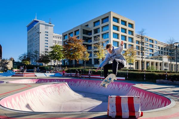 Skatepark Sportoase Leuven