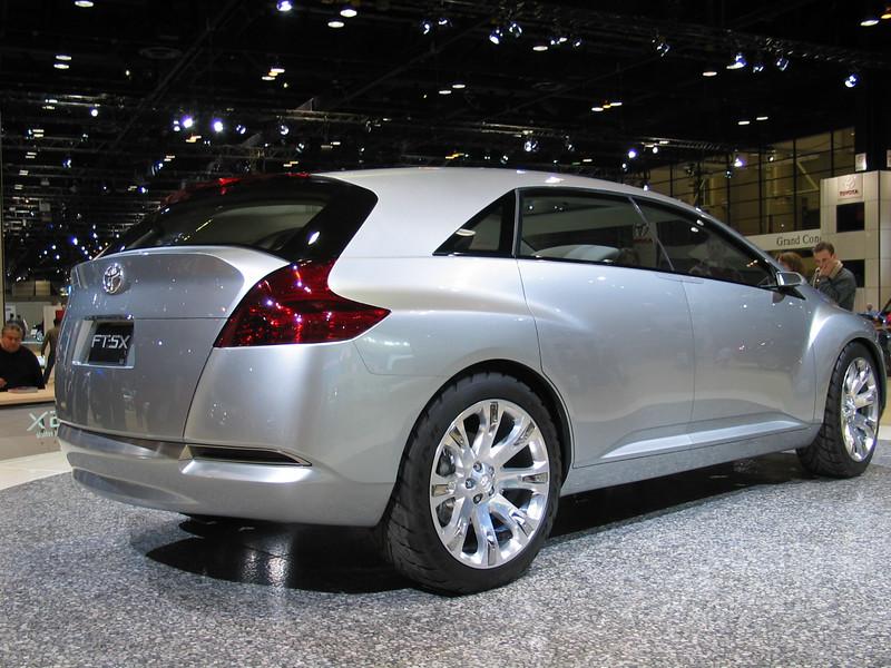 Concept Toyota FT-SX