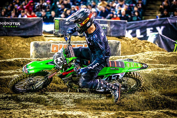 FORMA MONSTER ENERGY SX 2019