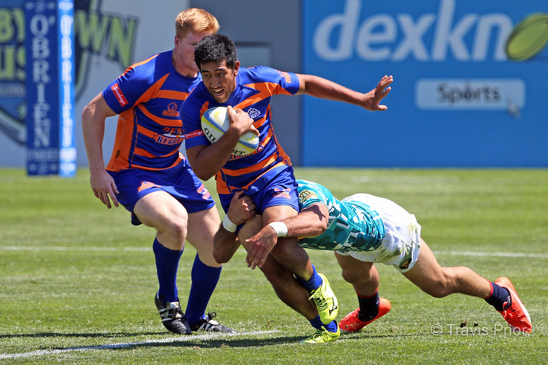 Denver 7's All Stars Serevi Rugbytown 7s