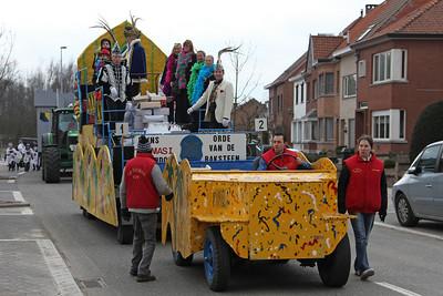 Carnavalstoet Steendorp 2011 - Deel 1