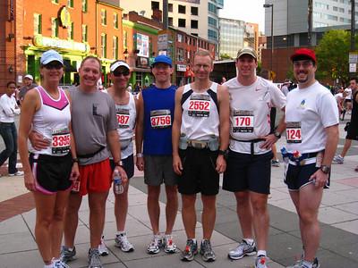 Baltimore Marathon (Oct, 10, 2009)