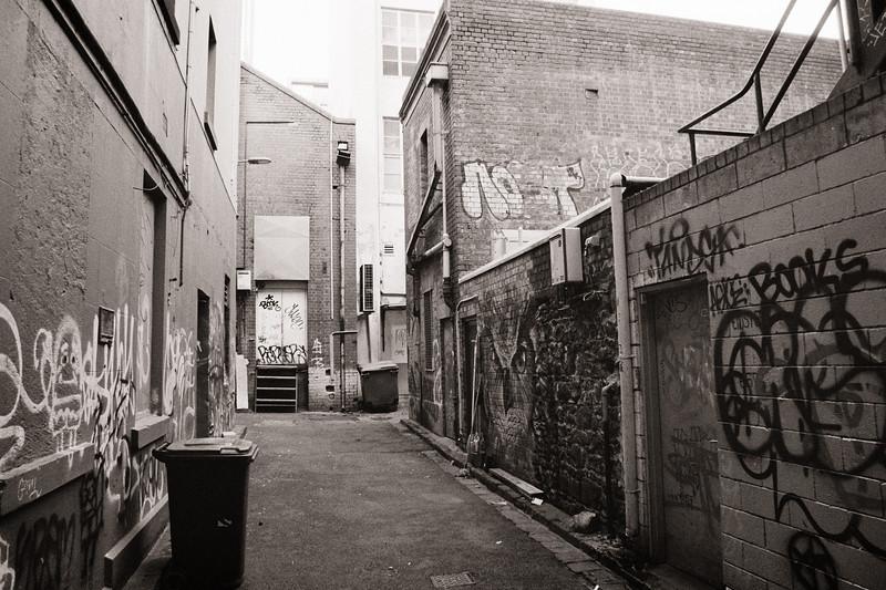 Golden Fleece Alley
