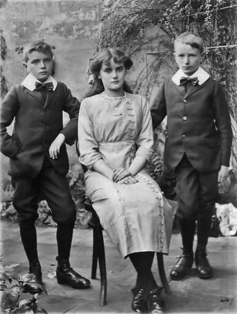 Clarke Family Photos 1870 - 1970