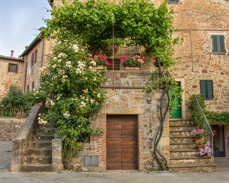 Monticchiello , Tuscany