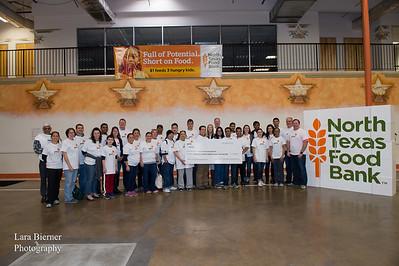 PwC North Texas Food Bank