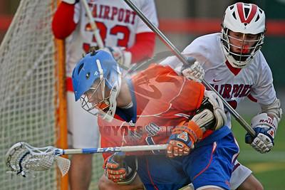 4/29/2014 - Penn Yan vs. Fairport - Fairport High School, Fairport, NY