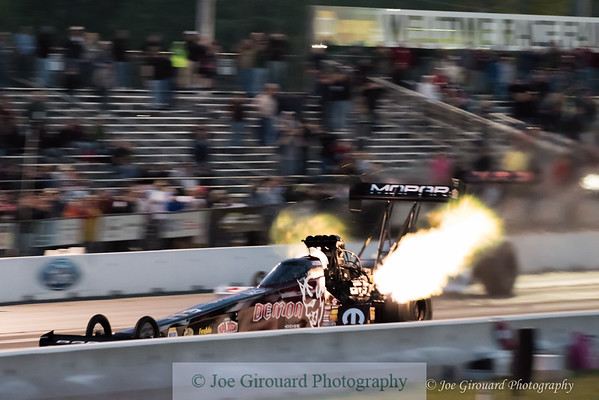 2017 New England Nationals - Top Fuel