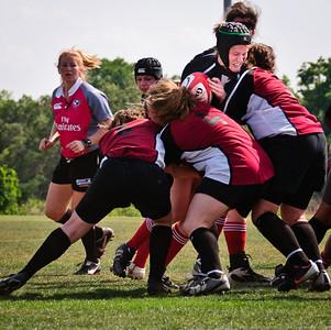 Radcliffe Rugby v LaCrosse 4.16.2011
