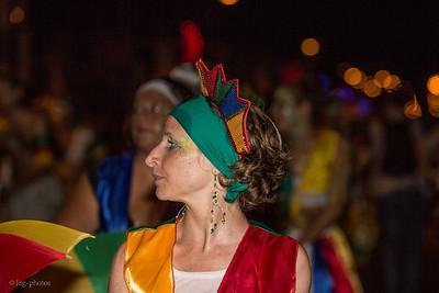 Parade nocturne de Cayenne 2015